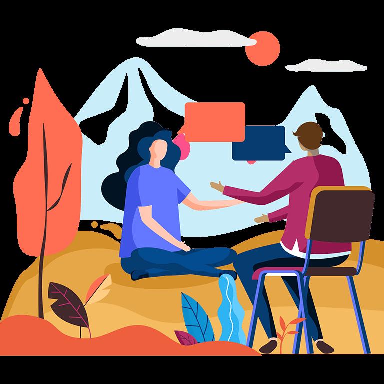 Radical Collaboration illustration