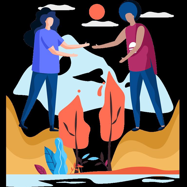 Movements illustration